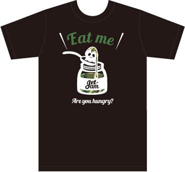 Jet-jam TシャツNo.003